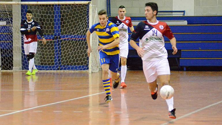 SERIE B. Una Coppa gustosa: 6-2 al Bergamo e ora super sfida ai Kaos di Serie A!