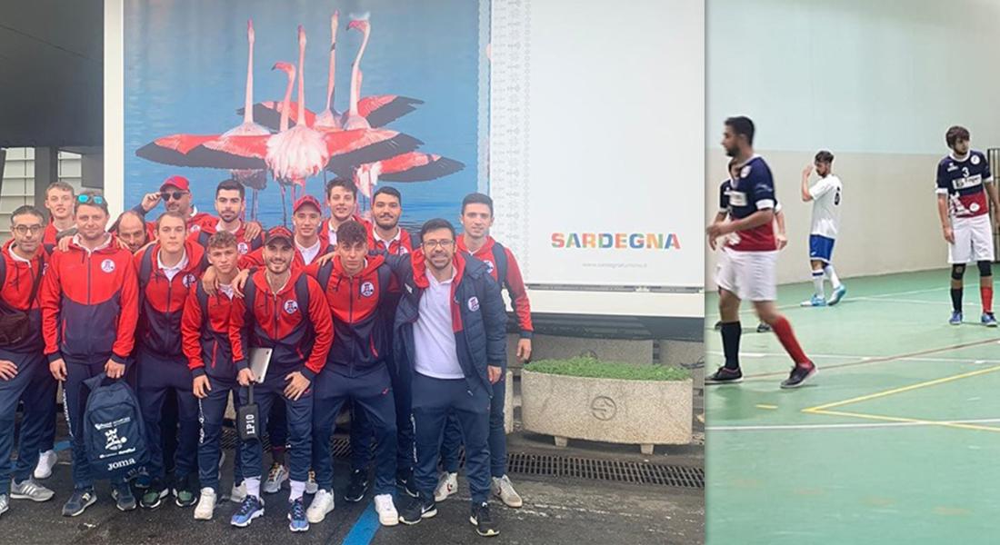 Ko in terra sarda: il Cagliari si conferma super! Prima gioia per il New Vidi Team: corsari sul campo del San Donato!